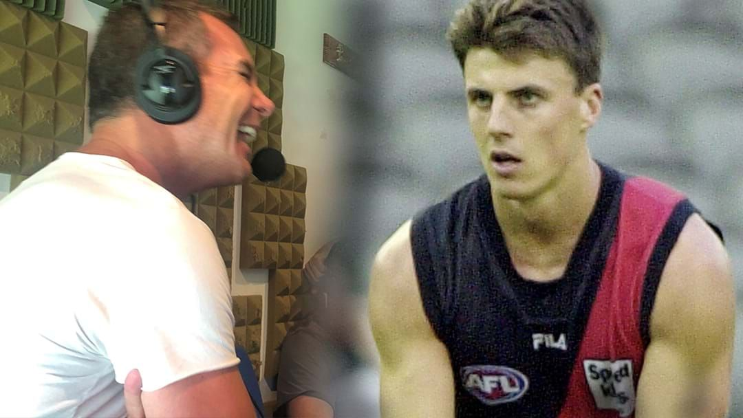 Article heading image for LISTEN   Pluck The Duck Returned To Take On Matthew Lloyd!