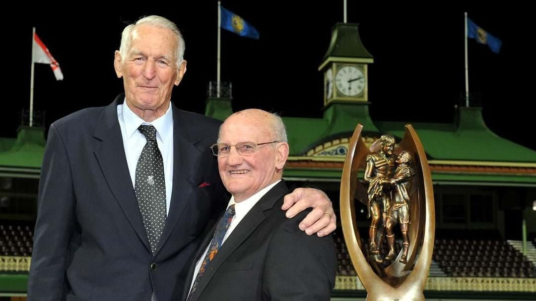 Article heading image for Rugby League Immortal Norm Provan Dies Aged 88