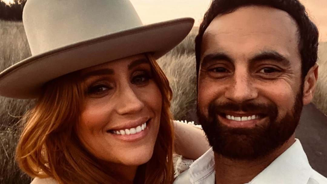 Article heading image for MAFS Success Story, Cam & Jules Have Welcomed Their First Child
