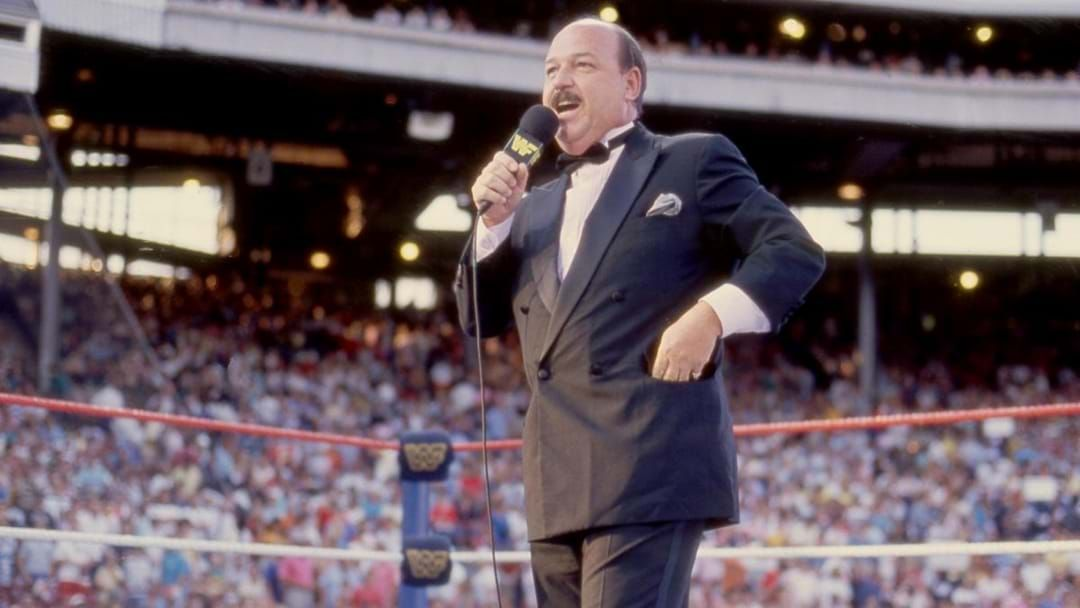 Article heading image for WWE Hall Of Fame Mean Gene Okerlund Has Passed Away