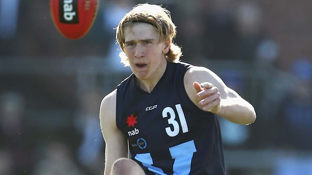 Article heading image for Will Sutherland Chooses Cricket Over Footy