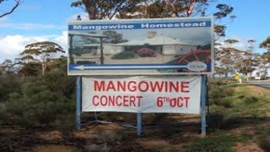 Article heading image for Nungarin Mangowine Concert