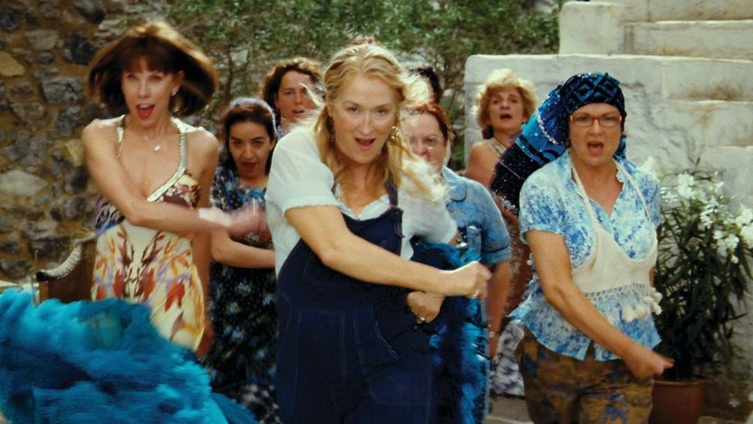 Article heading image for A Sing-Along Screening of Mamma Mia Is Coming To Melbourne