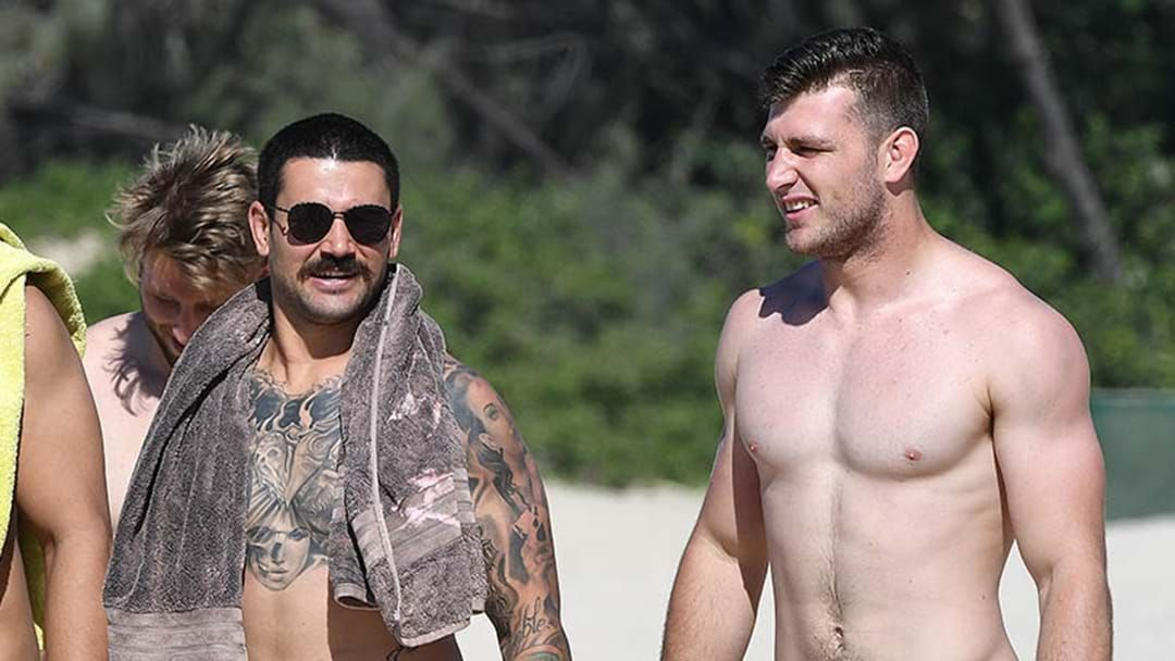 Article heading image for Nathan Peats' Hilarious Text Message To Jai Arrow Before QLD Origin Camp