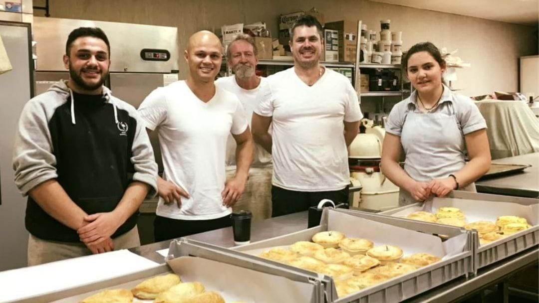 Article heading image for Local Bakery Wins BAA Pie & Pastry Competition!