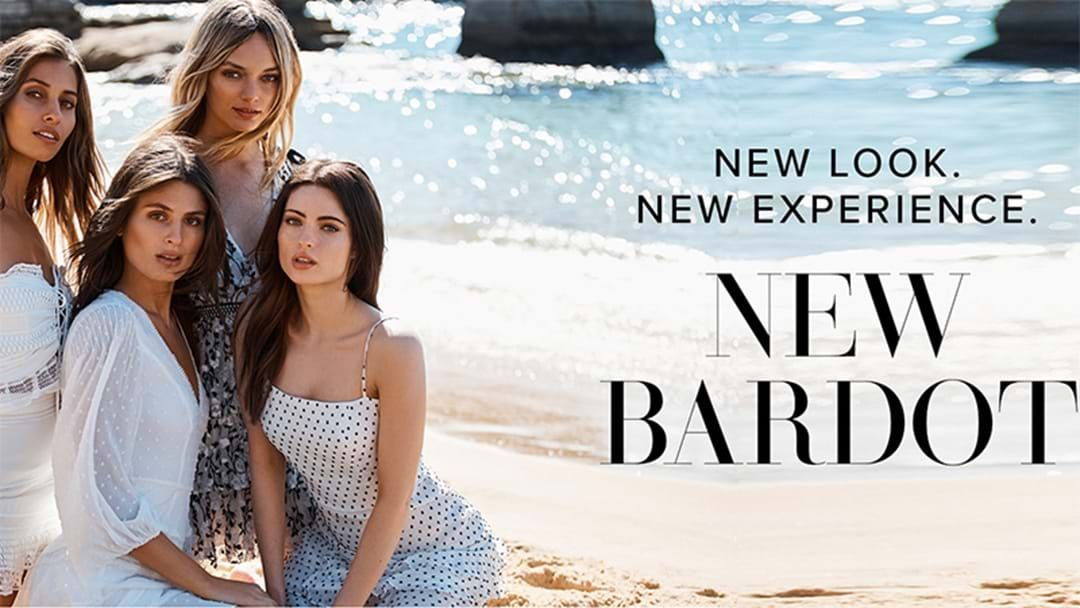 Article heading image for 58 Bardot Stores To Close Across Australia