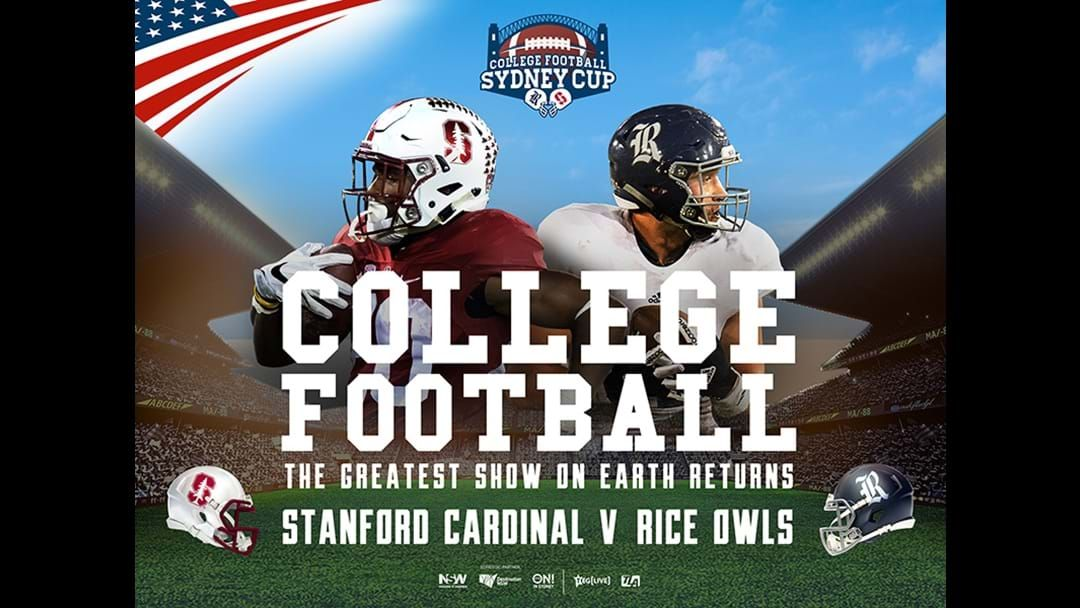 Article heading image for American College Football Is Returning To Sydney