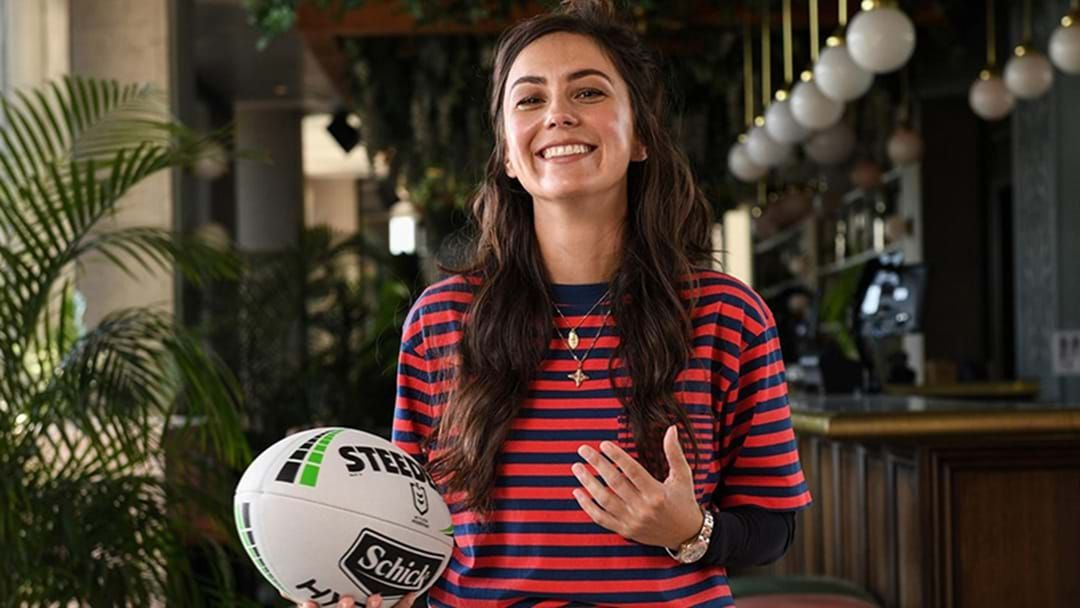 Article heading image for Amy Shark To Headline The 2020 NRL Grand Final Entertainment