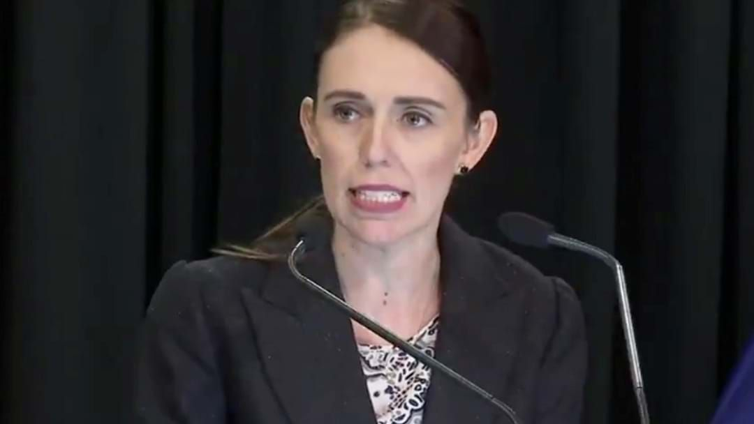 Article heading image for Jacinda Ardern Announces Stricter Gun Laws In NZ Following The Christchurch Terror Attack