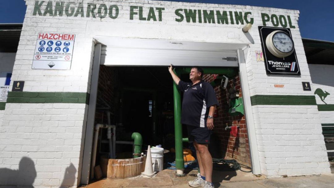 Article heading image for Kangaroo Flat Swimming Pool Demolition Will Begin This Week