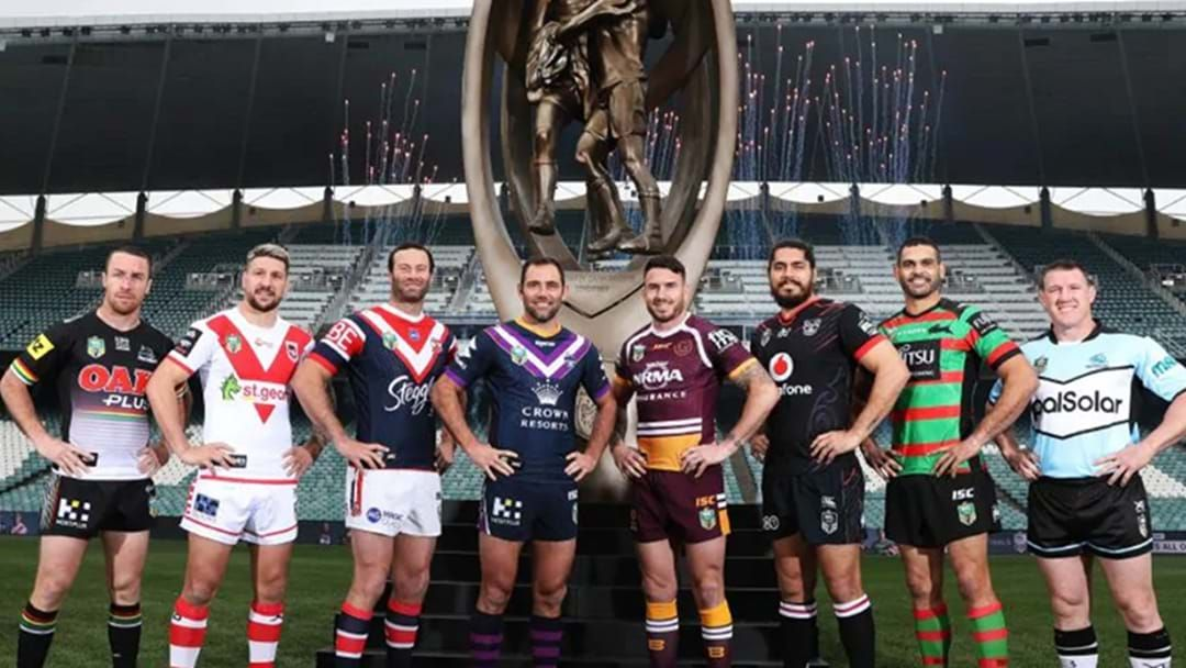 Article heading image for Ryan Girdler Reckons The NRL Could Do With A Wildcard Finals System