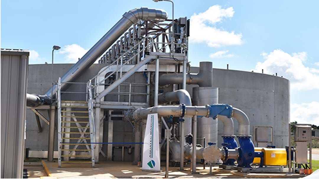 Article heading image for Kingaroy's Waste Water Treatment Plant in the Running to Pick Up Two Major Awards