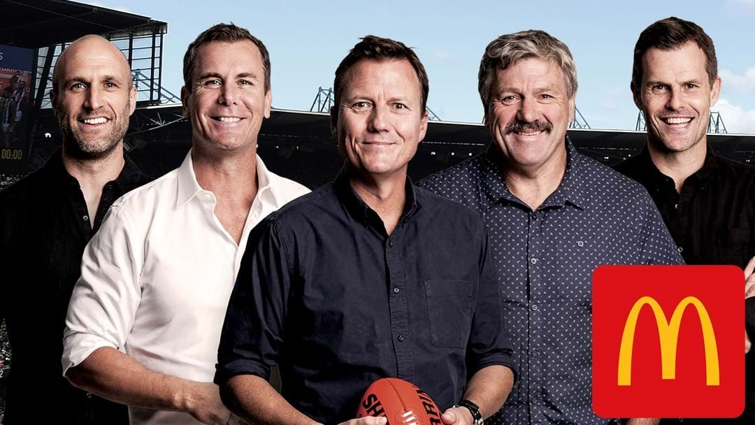 Article heading image for Triple M Footy On-Air Coverage Round 5 2019