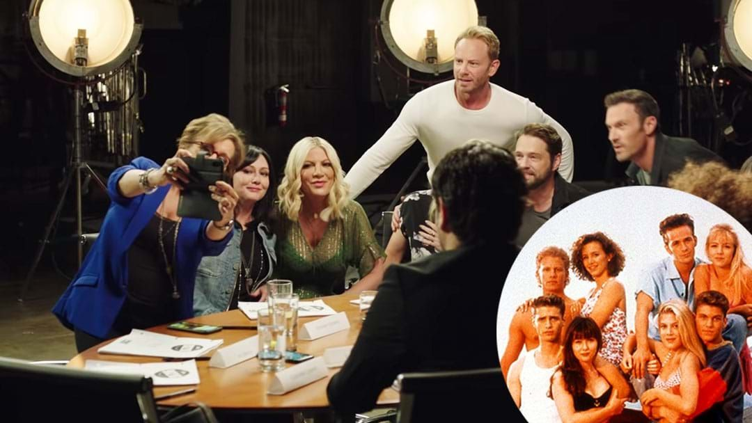 Article heading image for The First Trailer For The Beverly Hills, 90210 Revival Is Here!