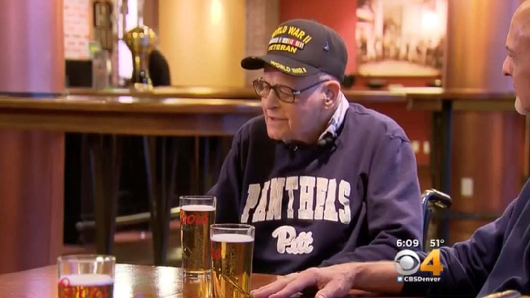 Article heading image for 102-Year-Old Bloke Reckons The Secret To A Long Life Is A Beer At Exactly 4pm Every Day