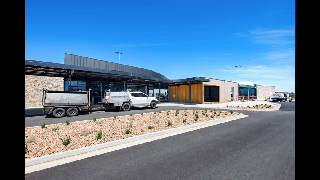 Article heading image for Airport Upgrade Complete