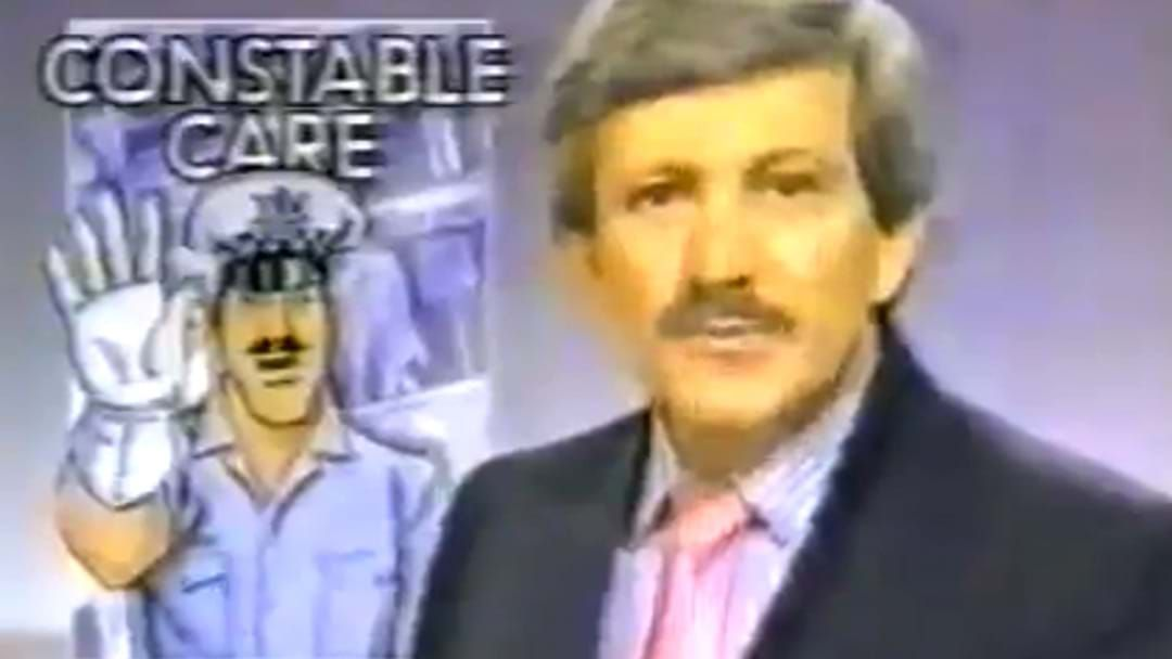 Article heading image for Constable Care Turns 30 Years Old Today So Now We Feel REALLY Old