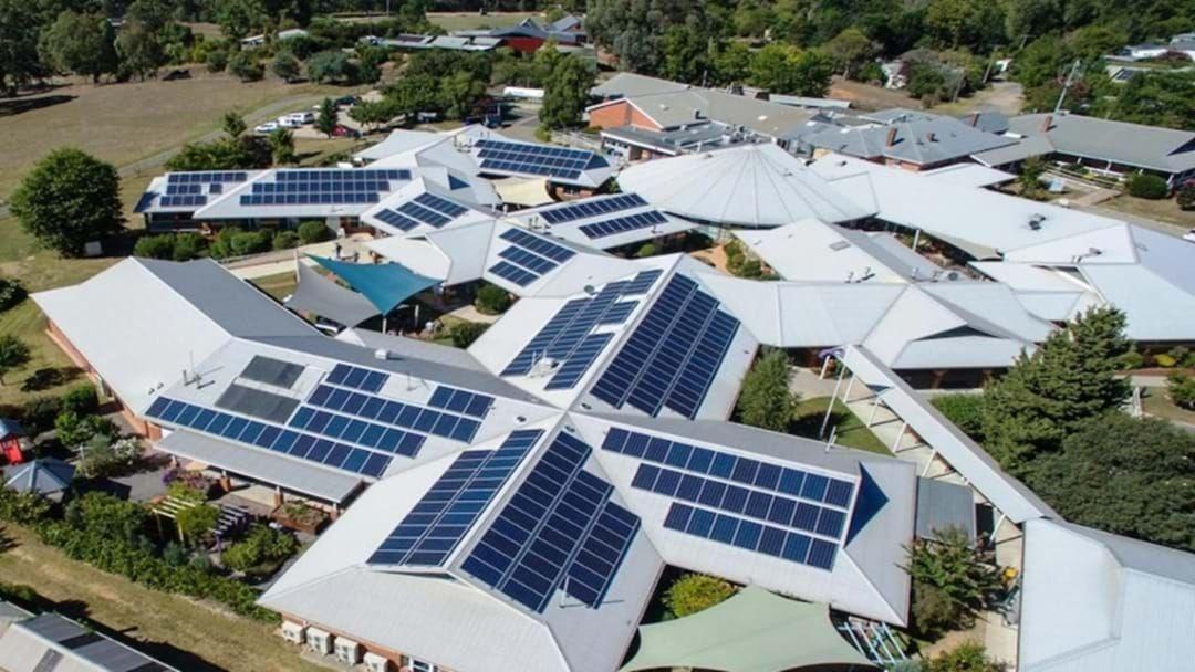 Article heading image for Yackandandah Charging Ahead In Renewable Energy