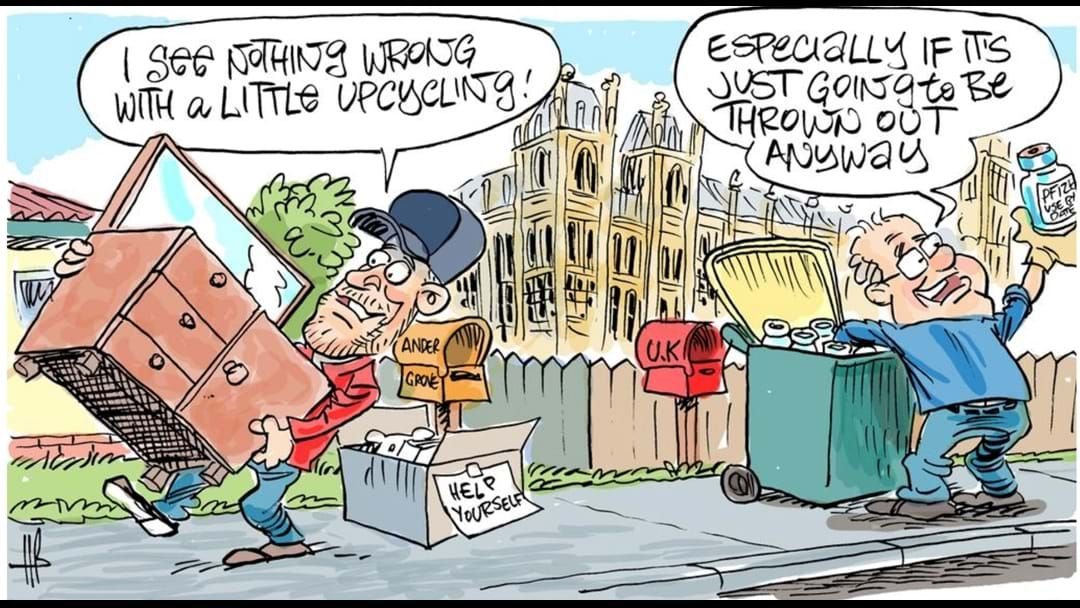 Article heading image for Hard Rubbish Debate! Would You Take Something From Someone's Footpath In Mackay?