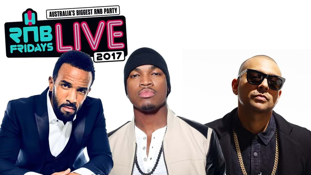 Article heading image for Here's How You Get Tickets To RnB Fridays LIVE 2017