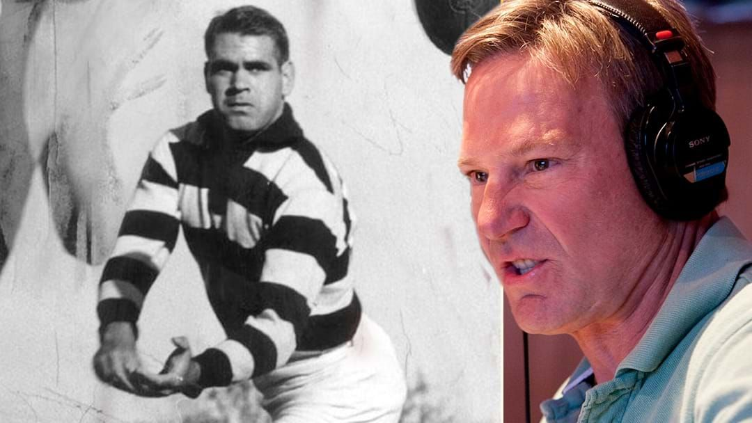 "Article heading image for ""He Was My Hero"": Sam Newman Pays Tribute To Geelong Teammate Graham 'Polly' Farmer"