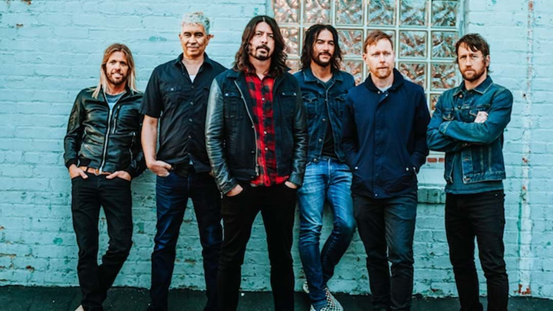 Article heading image for WATCH: The Best TV Feature On The Foo Fighters Yet
