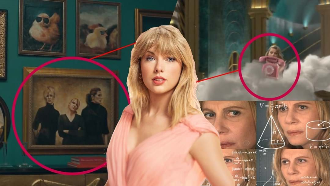 Article heading image for Here Are The Easter Eggs In Taylor Swift's Video For 'Me!'