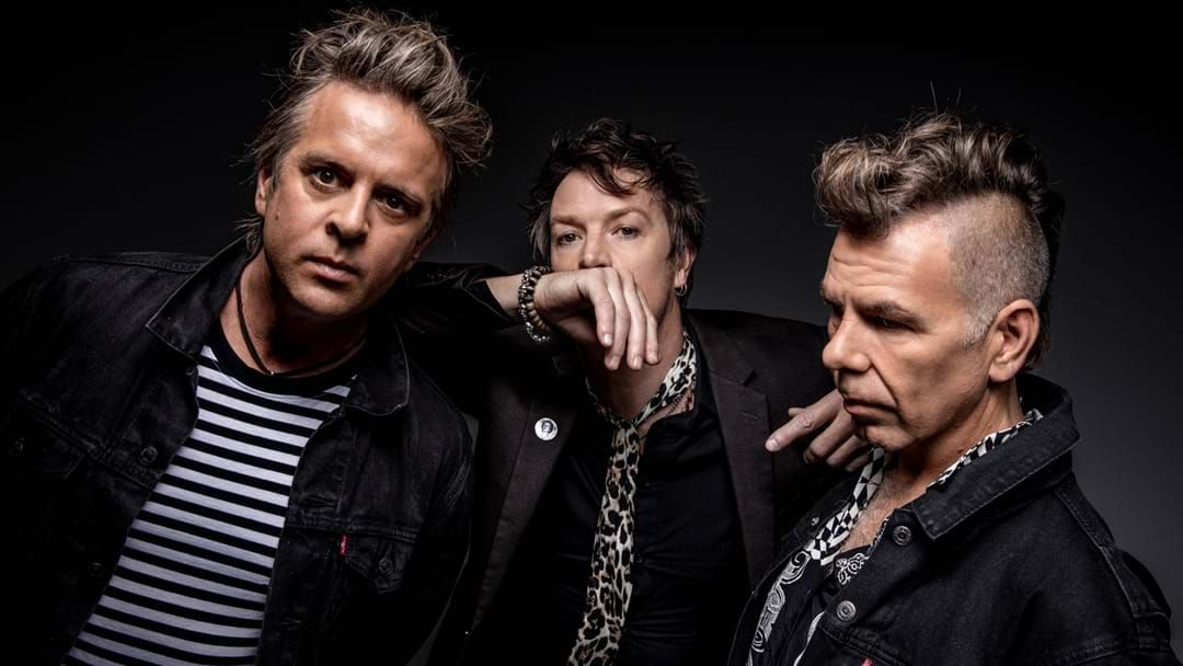 Article heading image for WATCH: The Living End Release Anti-Bullying Music Video