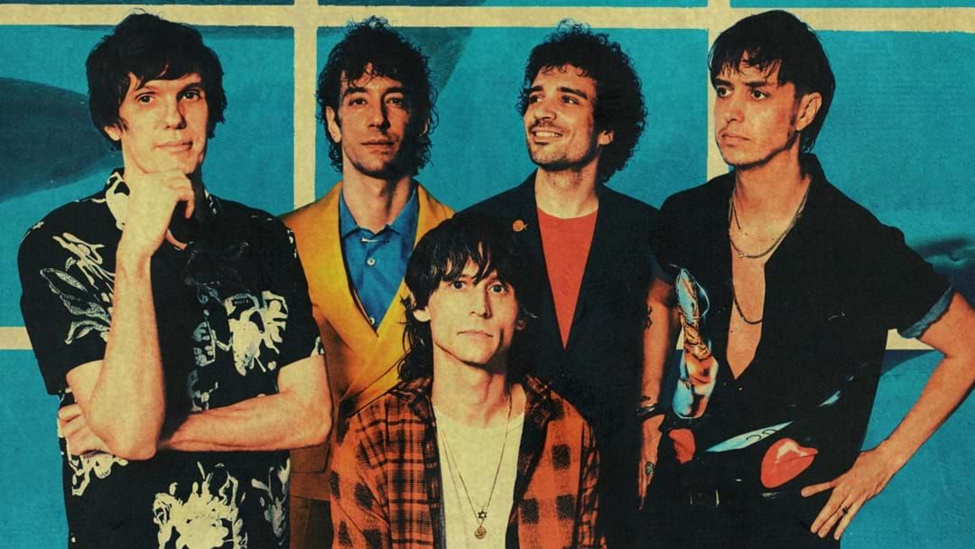 """Article heading image for """"He Would Have Us Jam For An Hour A Day""""   How Working With Rick Rubin Helped The Strokes """"Revert"""" Back To The Early Days"""