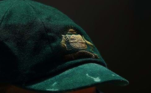 South Africa. South Africa green baggy cricket cap Cricket world cup