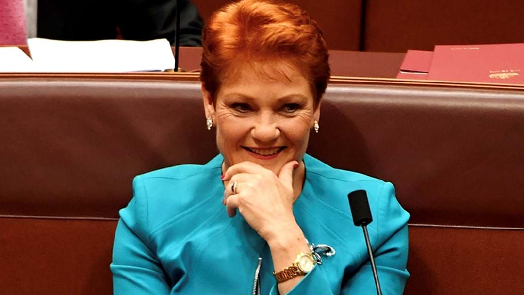 Article heading image for 'Pauline Hanson' Calls Up Kennedy Molloy!