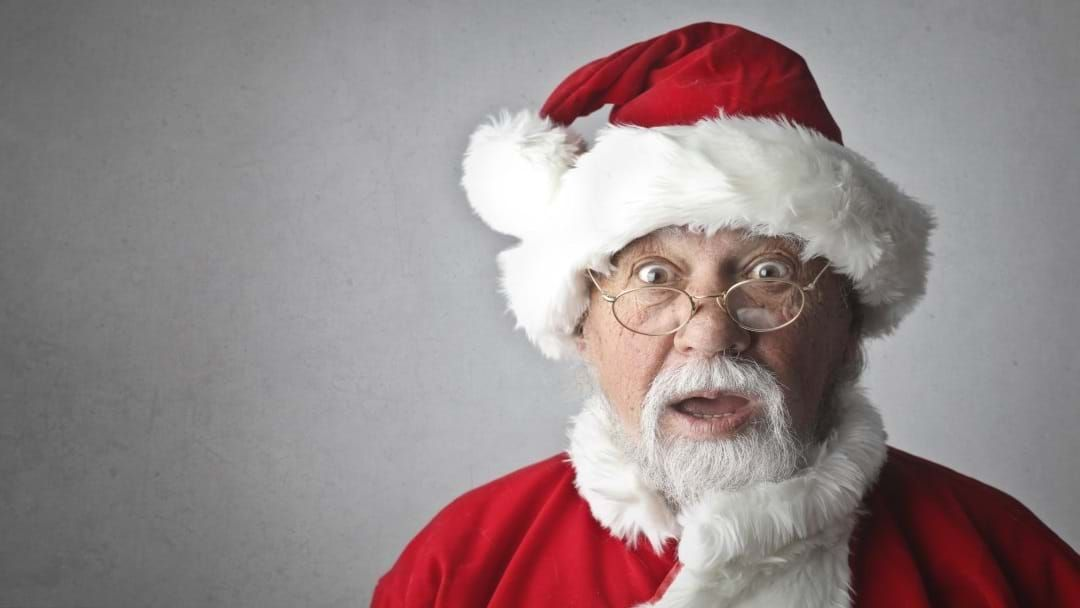 Article heading image for Job For Townsville Shopping Centre Santa Available, So Start Growing Your Beard