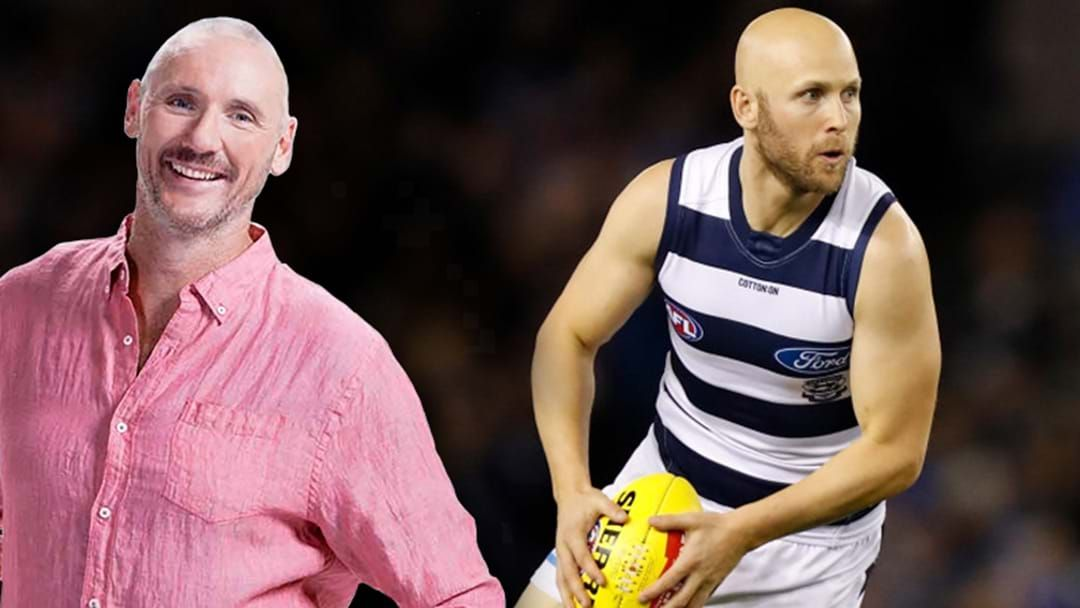 Article heading image for Spida Everitt Asks Gary Ablett Jnr If He Has Second Thoughts About Ending His Career