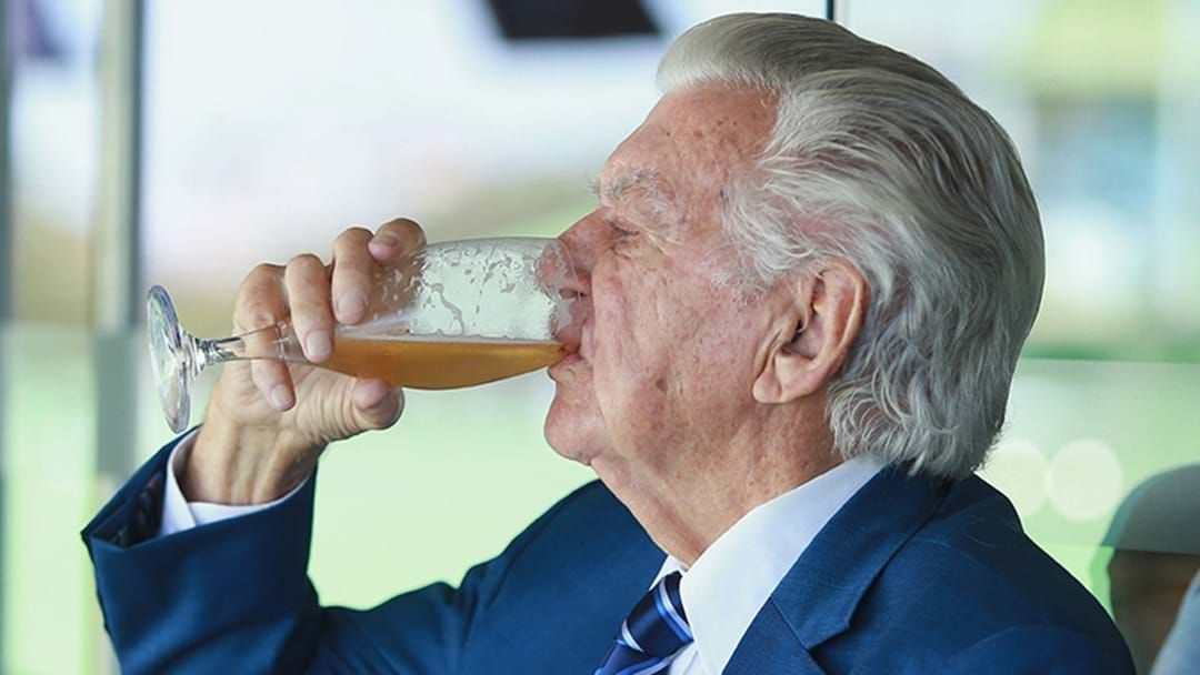 Article heading image for Adam Gilchrist Says That Bob Hawke Was Best On Ground In The 1999 World Cup Celebrations
