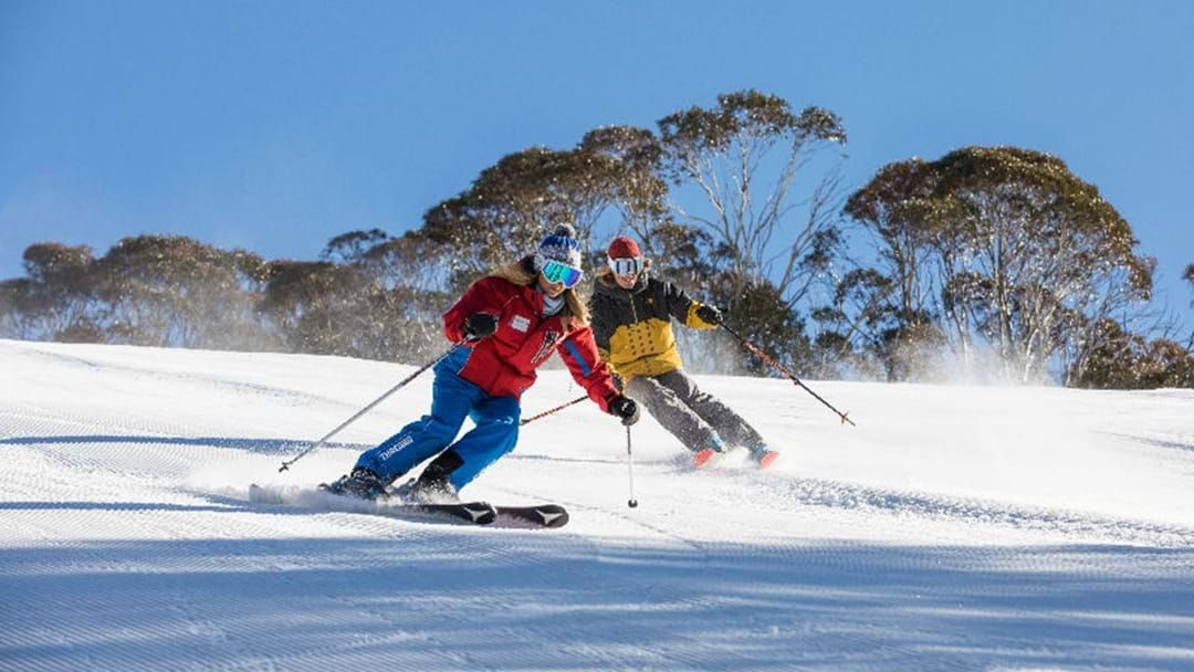 Article heading image for Time To Rug Up: Snow Predicted Across Parts Of NSW This Weekend!