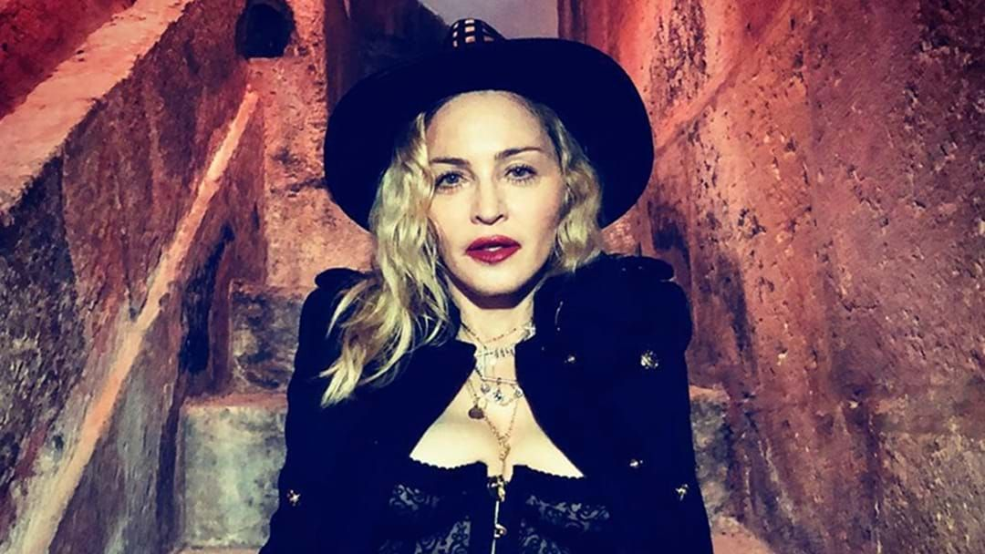 Article heading image for Madonna Celebrates Pride With Limited Edition Goodies!