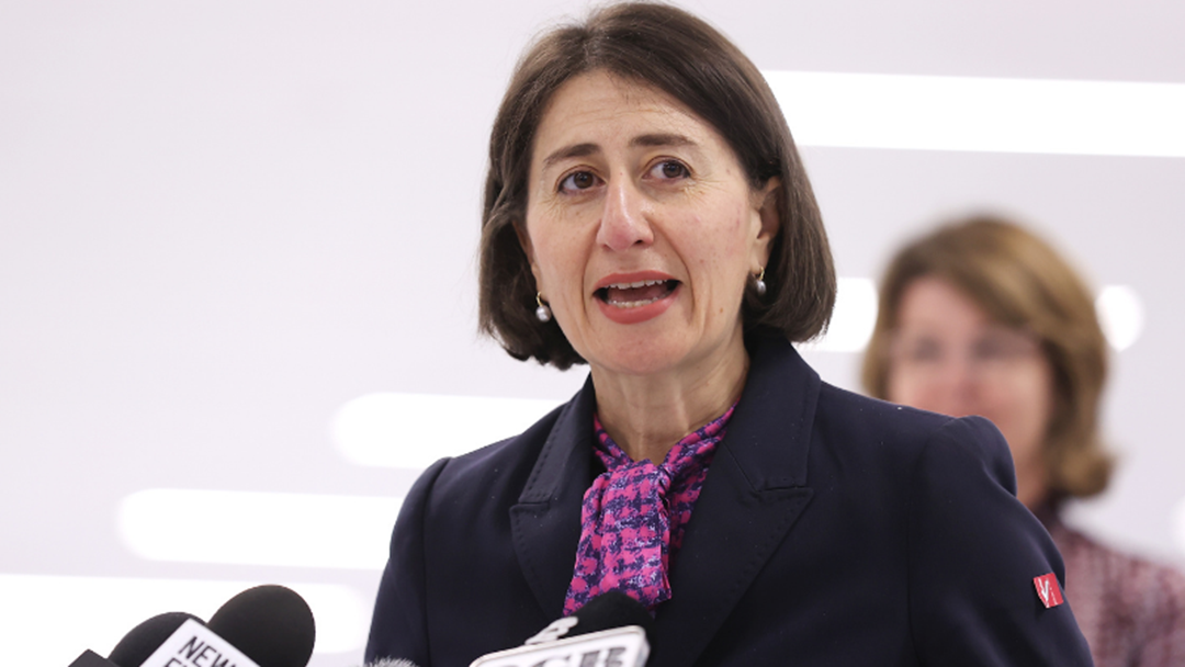 Article heading image for NSW Premier Gladys Berejiklian Says They Expect A Rise In Cases Before Lockdown Impacts Kick In