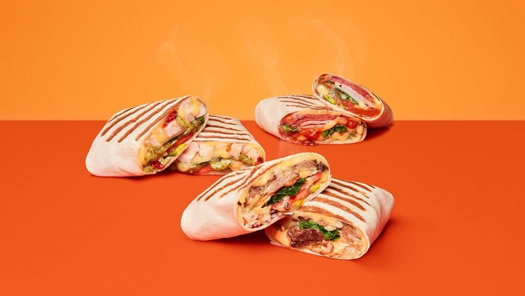 Article heading image for Stuck For Lunch Ideas? Subway Now Has New Wraps Hot Off The Grill
