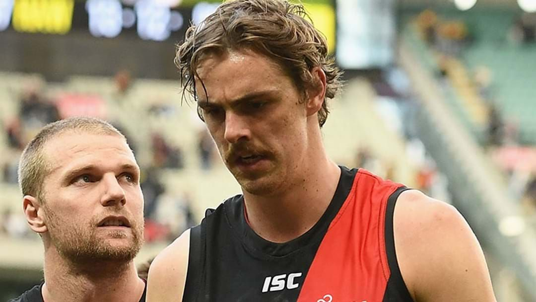 Article heading image for Ben Rutten With The Latest On Joe Daniher