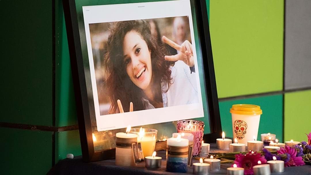 Article heading image for 20-Year-Old Charged With Murder Following Aiia Maasarwe's Death
