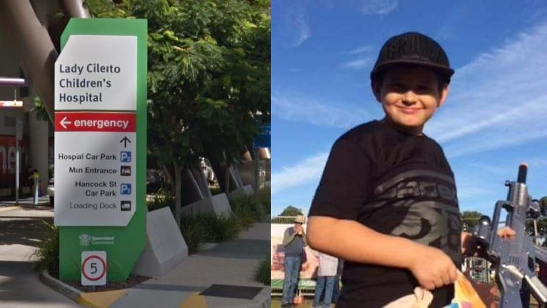 Article heading image for Queensland Boy, 10, 'Fighting' For Life After Devastating Flu Attack