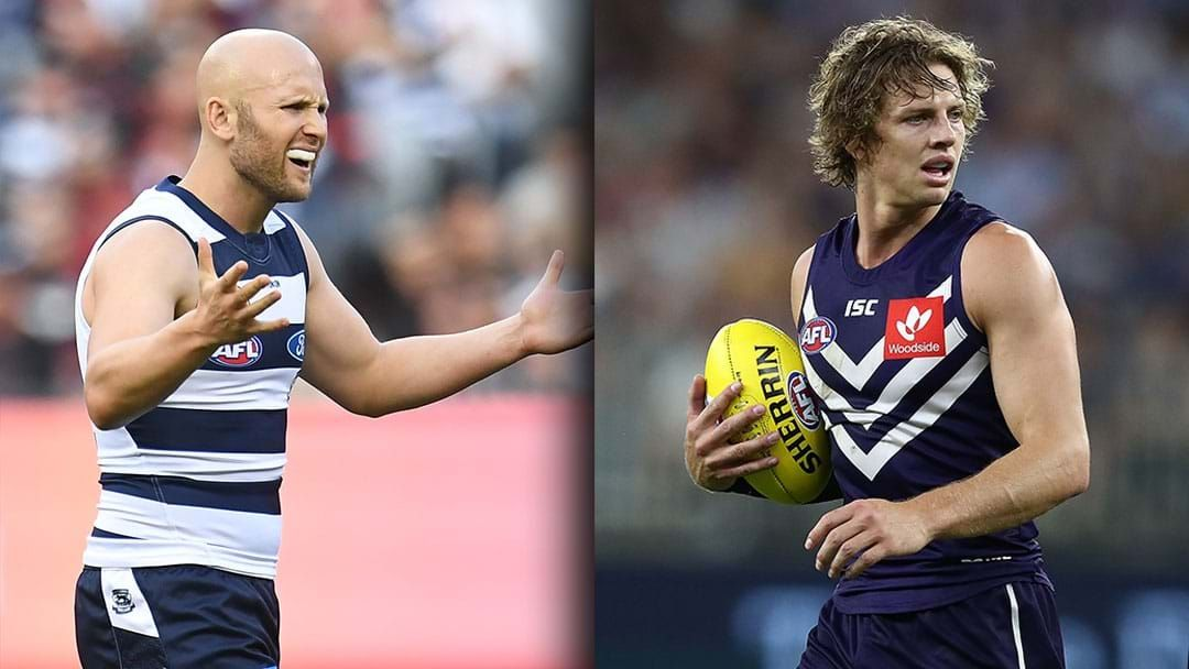 Article heading image for MRO Clears Gary Ablett & Nat Fyfe