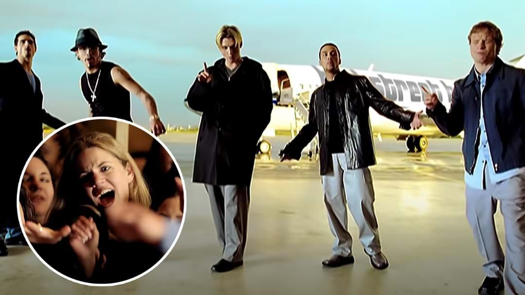 Article heading image for The Internet Has Tracked Down The Chick Who Starred In This Backstreet Boys Video