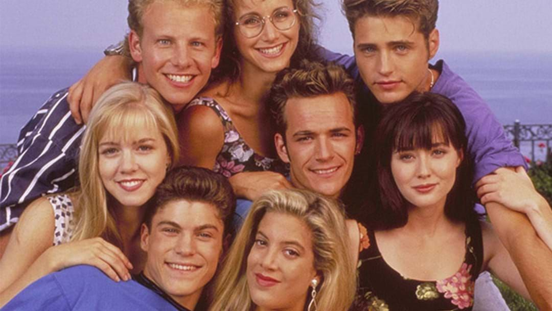 Article heading image for Jason Priestley Reveals What It's Like To Have The 'Beverly Hills, 90210' Cast Back Together