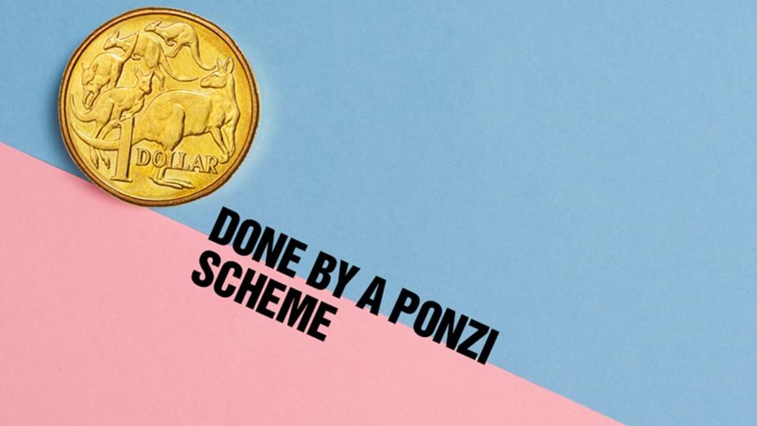 Article heading image for COMPLETELY RIPPED OFF: A horror Ponzi scheme story