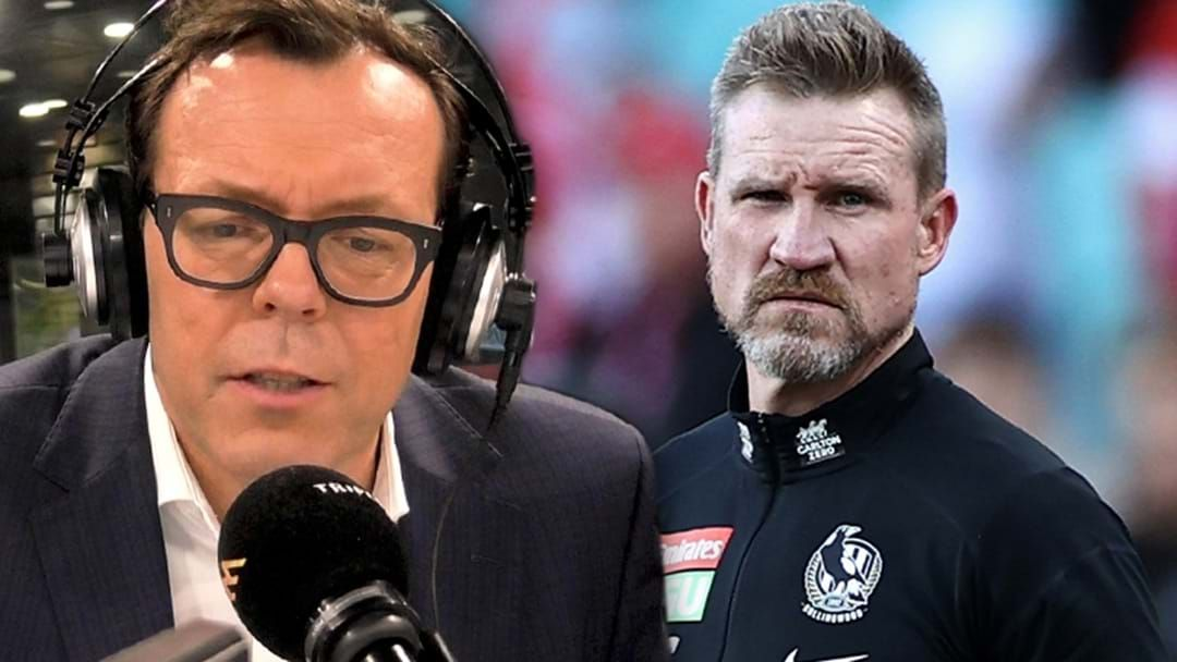Article heading image for Damian Barrett Breaks Down What's Next In Collingwood's Coaching Search