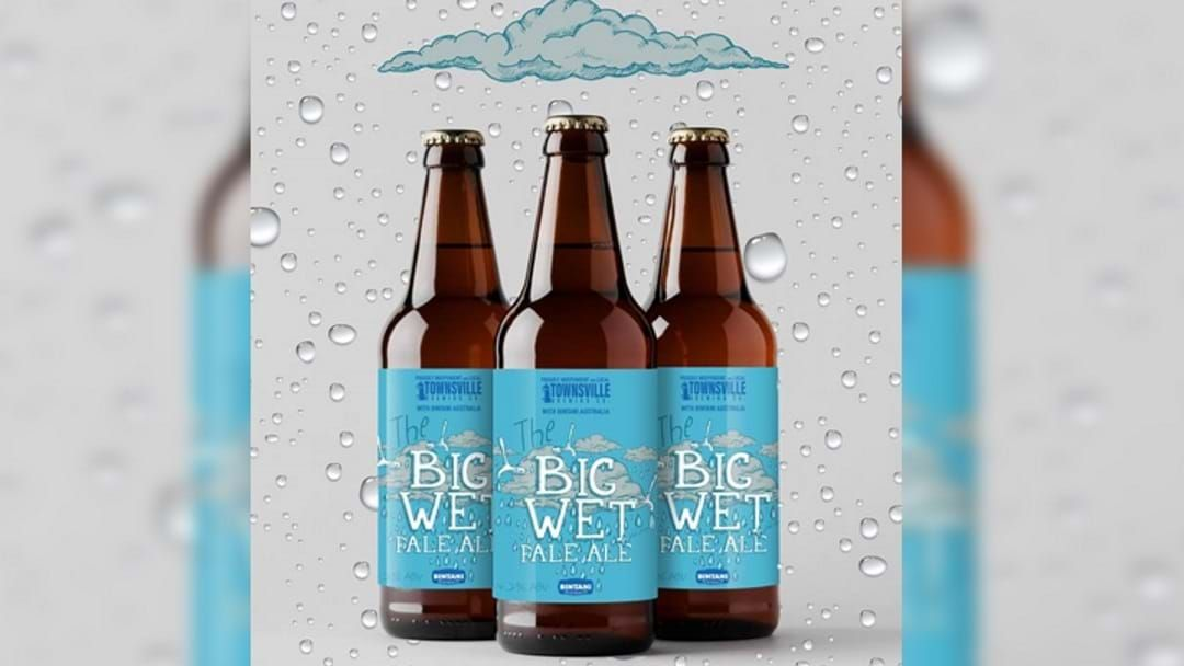 Article heading image for Townsville Beer Created To Raise Funds For Flood Victims
