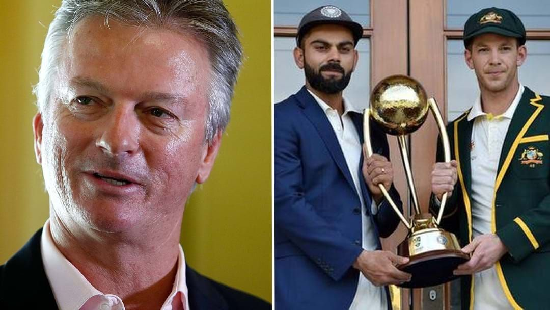 Article heading image for Steve Waugh Previews The Upcoming Test Series Against India