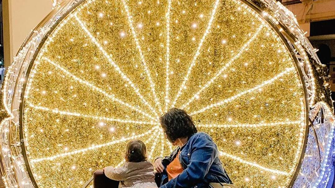 Article heading image for We've Found The Most Instagrammable Christmas Lights in Perth