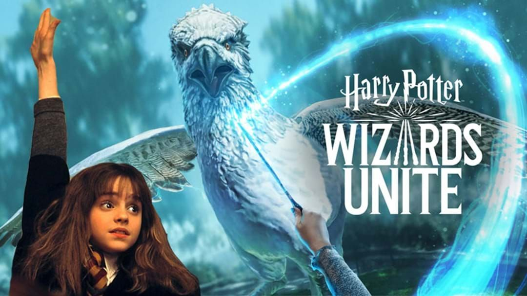 Article heading image for Wizards Unite: Why You'll LOVE The Pokémon Go-Style Harry Potter Game!